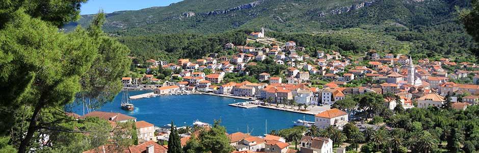 Jelsa Croazia
