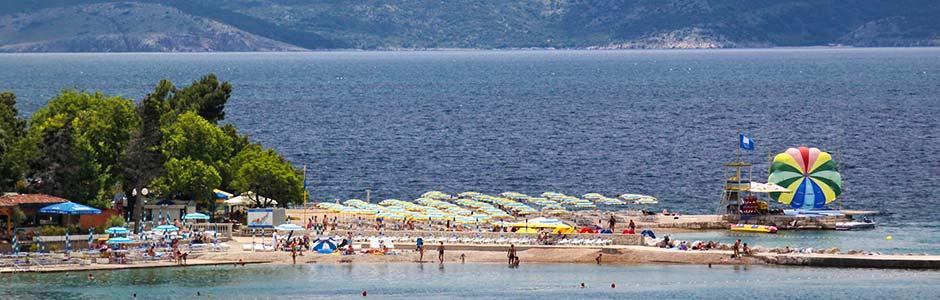 chorwacja noclegi wrzesień zadar zaton holiday resort zdjęcia