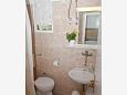 Bathroom - Studio flat AS-2536-a - Apartments Novigrad (Novigrad) - 2536