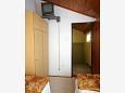 Dormitor - Cameră S-2613-h - Apartamente și camere Podaca (Makarska) - 2613