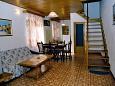 Esszimmer - Ferienwohnung A-300-b - Ferienwohnungen Baška Voda (Makarska) - 300