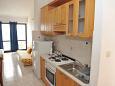 Küche - Studio AS-300-c - Ferienwohnungen Baška Voda (Makarska) - 300