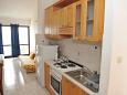 Kuhinja - Studio AS-300-c - Apartmaji Baška Voda (Makarska) - 300