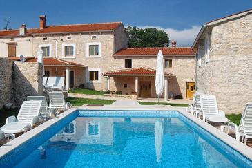 Počitniška hiša Orihi (Središnja Istra) - 3415