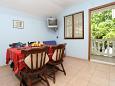 Jedáleň - Apartmán A-4430-a - Ubytovanie Lumbarda (Korčula) - 4430