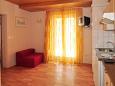 Obývací pokoj - Apartmán A-4632-b - Ubytování Duće (Omiš) - 4632