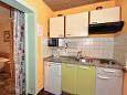 Kuchyně 2 - Apartmán A-4632-e - Ubytování Duće (Omiš) - 4632