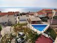 Balkon - pohled - Studio AS-4632-d - Ubytování Duće (Omiš) - 4632