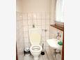 Koupelna - Pokoj S-4632-a - Ubytování Duće (Omiš) - 4632