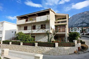 Apartmanok és szobák Makarska (Makarska) - 4841