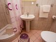 Salle de bain - Studio AS-515-a - Appartement Podaca (Makarska) - 515