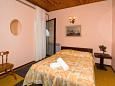 Bedroom 1 - Apartment A-521-a - Apartments and Rooms Živogošće - Blato (Makarska) - 521