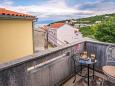 Terrasse - Zimmer S-5302-a - Ferienwohnungen und Zimmer Vrbnik (Krk) - 5302