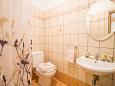 Salle de bain - Chambre S-5302-b - Appartements et chambres Vrbnik (Krk) - 5302