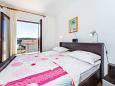 Camera da letto   1 - Appartamento A-6242-a - Appartamenti affitto Brgulje (Molat) - 6242