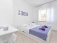 Ložnice 3 - Pokoj S-6671-a - Ubytování Podgora (Makarska) - 6671
