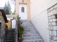 Podwórko - Apartamenty Novi Vinodolski (Novi Vinodolski) - 7449