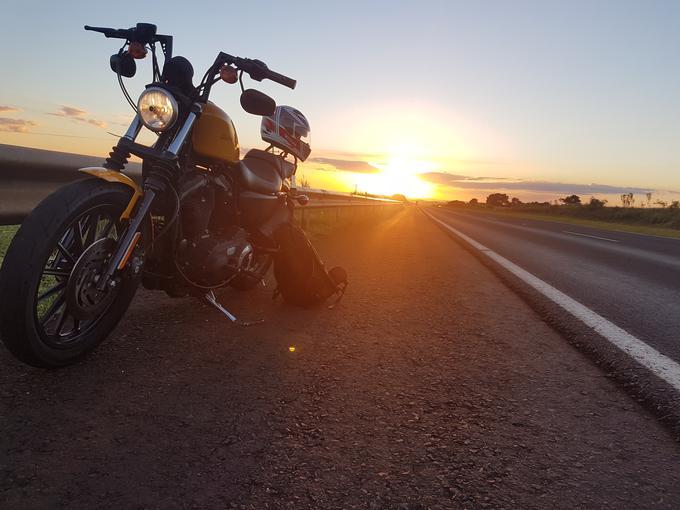 20 000 Harley-Davidsons on their way to Biograd