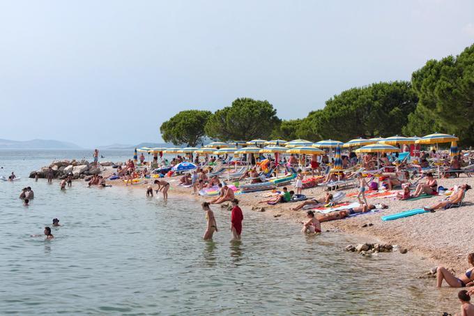 Riviéra Crikvenica: TOP 5 pláží