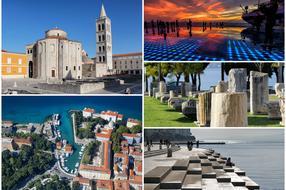 Zadar | La migliore destinazione d'Europa nel 2016.