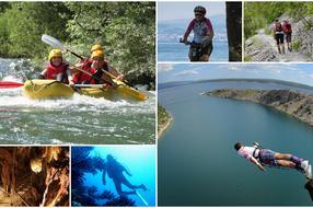 La vacanza attiva in Croazia