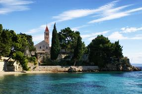 4 hely amit érdemes felkeresni Brač-szigeten