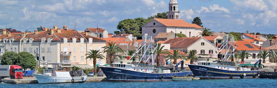 Biograd na Moru Horvátország