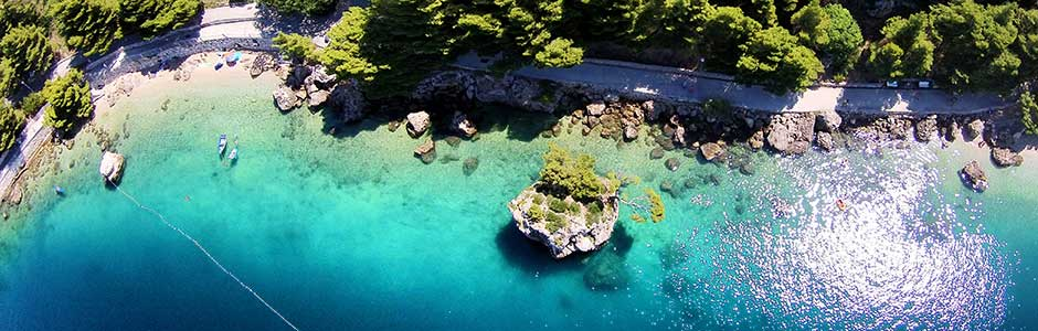 Brela Chorwacja