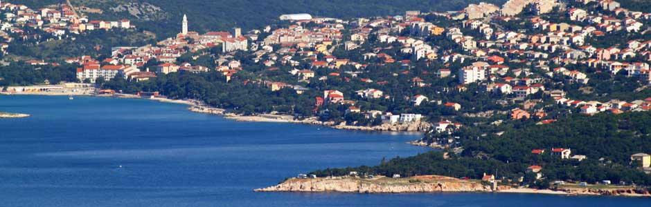 Riwiera Novi Vinodolski Chorwacja