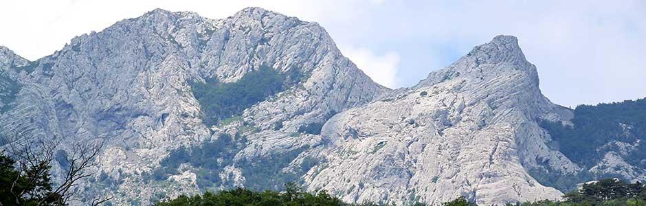 Riviéra Paklenica Horvátország