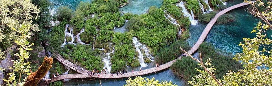 Riviera Plitvice Croatie