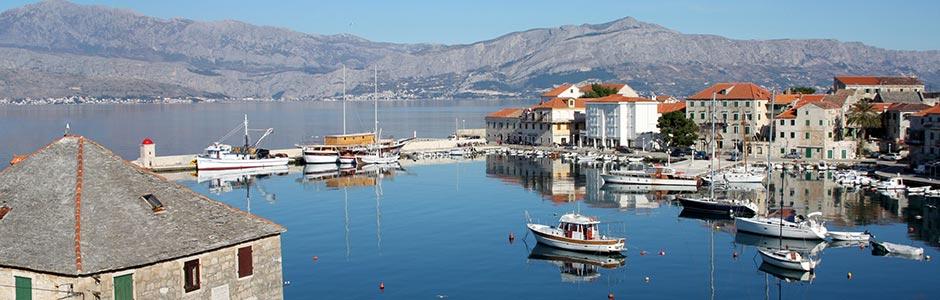 Postira Chorwacja
