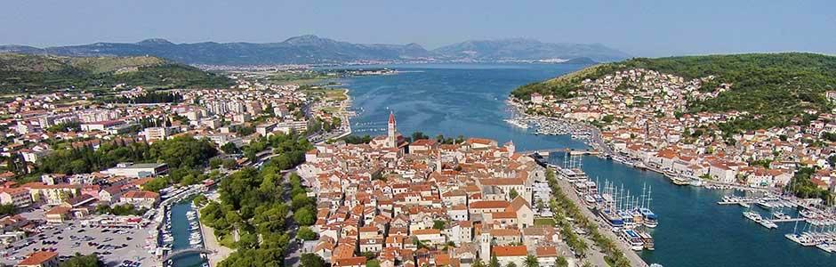 Riviéra Trogir Horvátország