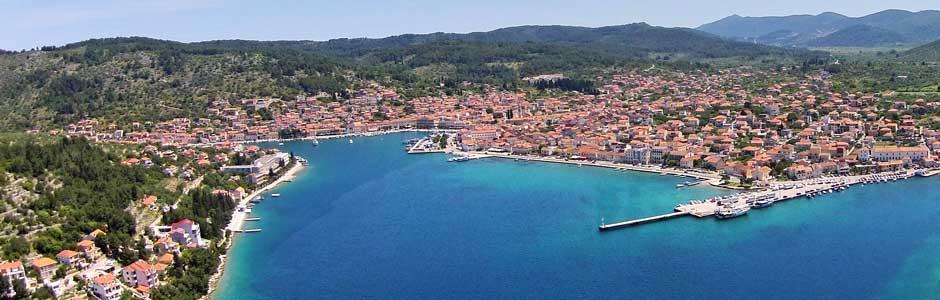 Vela Luka Croatia