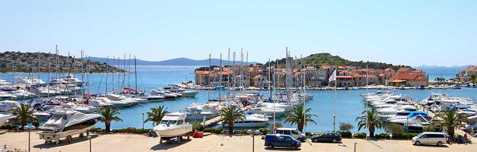 Riviera Vodice Chorvatsko
