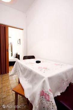 Marina, Dining room u smještaju tipa studio-apartment, WIFI.