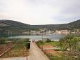 Terrace - view - Apartment A-10006-a - Apartments Vinišće (Trogir) - 10006
