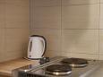 Kitchen - Apartment A-1001-b - Apartments Pisak (Omiš) - 1001