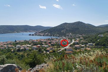 Property Poljica (Trogir) - Accommodation 10010 - Apartments with pebble beach.