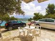 Terrace - Apartment A-10015-a - Apartments Šparadići (Šibenik) - 10015