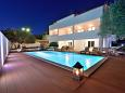 Property Zadar (Zadar) - Accommodation 10016 - Vacation Rentals with pebble beach.