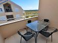 Terrace - Apartment A-10022-a - Apartments Vodice (Vodice) - 10022