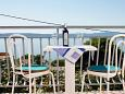 Balcony - Studio flat AS-10032-a - Apartments Živogošće - Porat (Makarska) - 10032