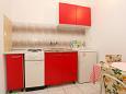 Kitchen - Studio flat AS-10042-a - Apartments Korčula (Korčula) - 10042