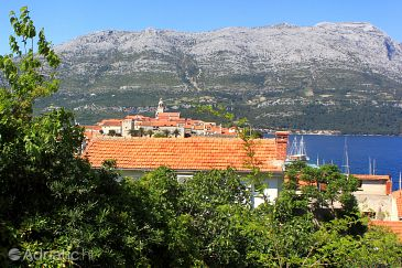 Property Korčula (Korčula) - Accommodation 10052 - Apartments near sea with pebble beach.