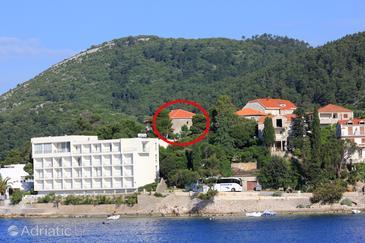 Property Brna (Korčula) - Accommodation 10058 - Apartments near sea.
