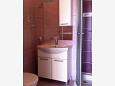 Bathroom - Apartment A-10061-d - Apartments Prižba (Korčula) - 10061