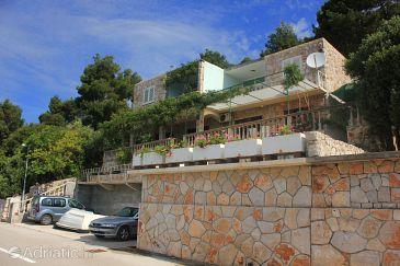 Property Prižba (Korčula) - Accommodation 10063 - Apartments near sea.