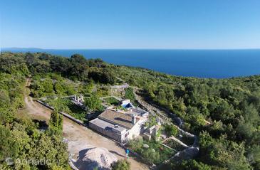 Property Zavinačac (Korčula) - Accommodation 10068 - Vacation Rentals with pebble beach.