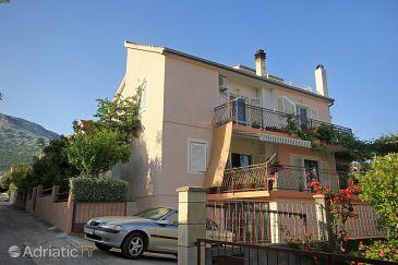 Property Orebić (Pelješac) - Accommodation 10078 - Apartments with sandy beach.